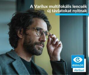 Varilux multifokális szemüveglencsék